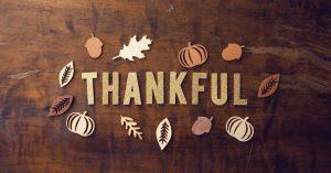 THANKSGIVING FAST FRIDAY